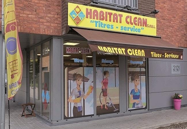 habitat clean